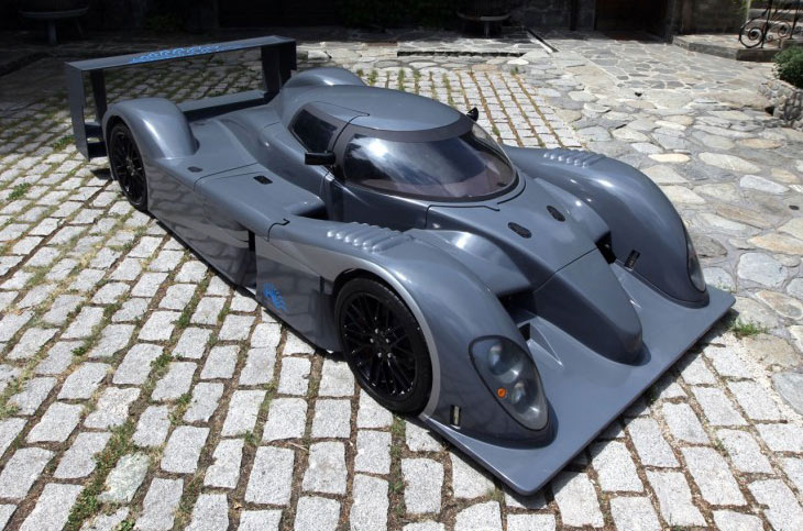 Aeromaster LMP replica Bentley race car