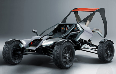 Parajet SkyRunner flying car